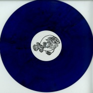Back View : Unknown - NOMO 002 (BLUE COLOURED VINYL ONLY) - Nomo / Nomo002