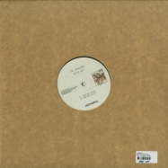 Back View : iO (Mulen) - STICK OUT (180G VINYL) (2017 REPRESS) - Memoria Recordings / MEM037RP