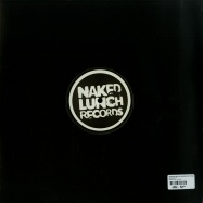 Back View : Various Artists remixed by A.Paul - REMIXES EP - Naked lunch / NL1230