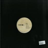 Back View : Jerome.c - AGNES6 EP - HUND Records / HUND002