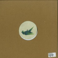Back View : Long Island Sound - LAST PLACE YOU LOOK EP - Kyoku Records / Kyoku003
