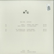 Back View : V/A (Adam X, Mike Parker, Dj Hyperactive, Jeff Derringer) - NEW YORK_CHICAGO - Reclaim Your City / RYC007