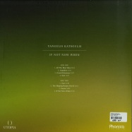 Back View : Vangelis Katsoulis - IF NOT NOW WHEN (LP) - Utopia Records / UTA004