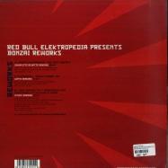 Back View : Various Artists - RED BULL ELEKTROPEDIA PRESENTS BONZAI REWORKS (CHARLOTTE DE WITTE, LEFTO, STUFF.) - BONZAICLASSICS / BCV2017001