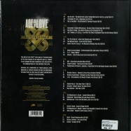 Back View : Various Artists - AGE OF LOVE 10 YEARS (10X12 INCH) - 541 LABEL / 541709