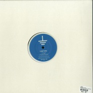 Back View : CINTHIE - NINETEASE / TREIZE - GROUND SERVICE RECORDS / GROUND002