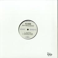 Back View : Slamb - RHYTHM BOOZE EP - Infinite Pleasure / INPL004