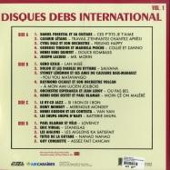 Back View : Various Artists - DISQUES DEBS INTERNATIONAL(1960-1972) (2LP) - Strut Records / STRUT187LP / 05162481