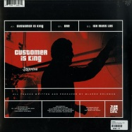 Back View : Solomun - CUSTOMER IS KING (VINYL + MP3) - Diynamic Music / Diynamic100