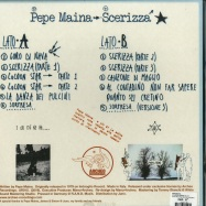 Back View : Pepe Maina - SCERIZZA (MARBLED LP) - Archeo Recordings Italy / AR 015MARBLE