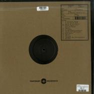 Back View : Eluvium - PIANOWORKS (LTD IRIDESCENT PEARL 3LP + MP3) - Temporary Residence / TRR299LP-C1 / 00133569