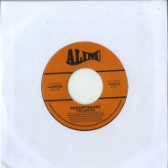 Back View : Sunlightsquare - HANGING TOUGH / THE GROOVE (7 INCH) - Alim Music / ALIM005