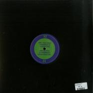 Back View : Vinyl Speed Adjust - CINEMATIQUE EP - Pleasure Zone / PLZ032