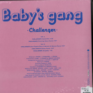 Back View : Babys Gang - CHALLENGER REMIXES - Zyx Music / MAXI 1032-12