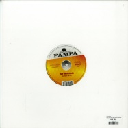 Back View : Stimming - THE SOUTHER SUN EP (WHITE COVER) - Pampa Records / Pampa022