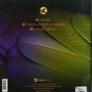 Back View : Ivaylo - HOUSE MOULT - Bogota Records / BOG018