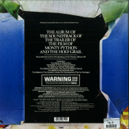 Back View : Monty Python - THE ALBUM ... OF MONTY PYTHON AND THE HOLY GRAIL (LP) - Virgin / 0806114