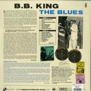 Back View : B.B. King - THE BLUES (LTD 180G LP) - Pan-AM Records / 9152314 / 9236948