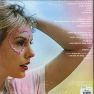Back View : Taylor Swift - LOVER (PINK & BLUE 2LP) - Republic / 0814845