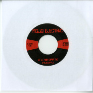 Back View : Freestyle - DONT STOP THE ROCK (7 INCH) - Mojo Electric / EM002