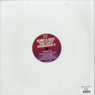 Back View : Bobby & Steve feat. Byron Stingily - THEY CANT UNDERSTAND IT - Groove Odyssey / GO060V
