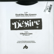 Back View : De Sire - I DONT CARE / FEED ON THE GROOVE(7 INCH) - Sound Boutique / SB 08