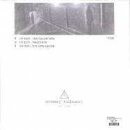 Back View : Mike Schommer - CITY SLEEPS REMIXES PART ONE ( STEVE O SULLIVAN / RHAUDER / CV313 RMXS) - Primary colours / PCSS02