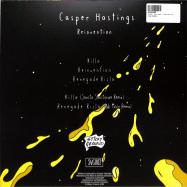 Back View : Casper Hastings - REINVENTION - Sticky Ground / SVG002