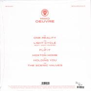 Back View : Mako - OUEVRE (2LP) - Metalheadz / METALP17
