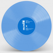 Back View : Dennis Ferrer / Kings of Tomorrow / Fatboy Slim - HOUSE MUSIC ALL LIFE LONG EP3 (BLUE VINYL) - Defected / DFTD567BLUE