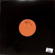 Back View : Linear Search - KOMA (VINYL ONLY) - Key Vinyl / KEY018