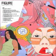 Back View : Various Artists - OPEN SPACE VOLUME 1 (3LP) - Figure / FIGURELP06