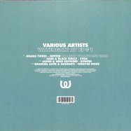 Back View : Various Artists - WATERGATE 27 EP 1 - Watergate Records / WGVINYL77