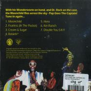 Back View : Captain Sky - POP GOES THE CAPTAIN (CD) - Past Due / PASTDUECD014