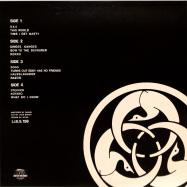 Back View : DJ Overdose - EMULATOR ARMOUR (2LP) - L.I.E.S. / LIES-159