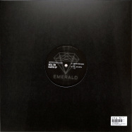 Back View : Introversion - HELL ON EARTH EP (REPRESS) - Emerald / EMERALD003RP