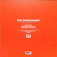 Back View : Tim Engelhardt - PROPHECY EP - Watergate Records / WGVINYL80