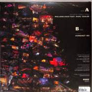 Back View : MollonoBass feat Marc Vogler / Kombinat100 - UNFORGETTABLE TIMES - 3000 Grad / 3000-1000