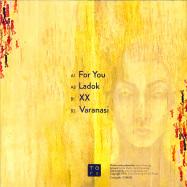 Back View : Jacob Groening - XX EP (LTD BLUE / VIOLET VINYL) - Tori Music / TORI001