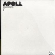 Back View : Apoll - THE MENTAL MOX MODUS RMXS - Neopren / Neo0116