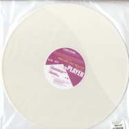 Back View : Restless And Volatile - PLAYER (WHITE VINYL) - G Funk d / gfunk009
