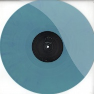 Back View : Luke Hess - MICHIGAN CENTRAL STATION EP (COLOURED VINYL) - Echocord Colour 012