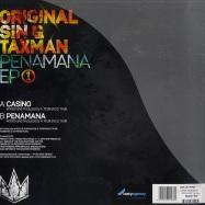 Back View : Original Sin And Taxman - CASINO / PENAMANA EP1 - Playaz Recordings / playaz010p1