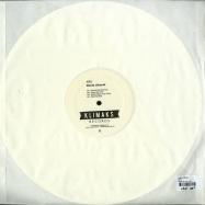 Back View : Ilario Liburni - K001 (WHITE VINYL) - Klimaks Records / K001