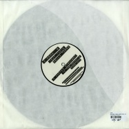 Back View : Dona - 8TH POINT/ G (INCL. D MARC CANTU RMX) (VINYL ONLY) - Points Records / Points002