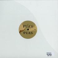 Back View : Memoryman aka Uovo - MAGIC RIDE (VINYL ONLY) - Puas Puas / PUASPUAS005