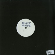 Back View : Rumore / North Lake - BLACK MATHS (VINYL ONLY) - Discomaths / DM003