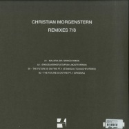 Back View : Christian Morgenstern - REMIXES 7/8 - Konsequent Records / KSQ 045