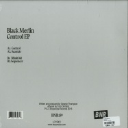 Back View : Black Merlin - CONTROL - Boys Noize / BNR159
