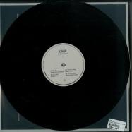 Back View : Lehar - THE WHITE DIARY EP (INCL. CHARLES WEBSTER RMX) - Connaisseur / CNS084